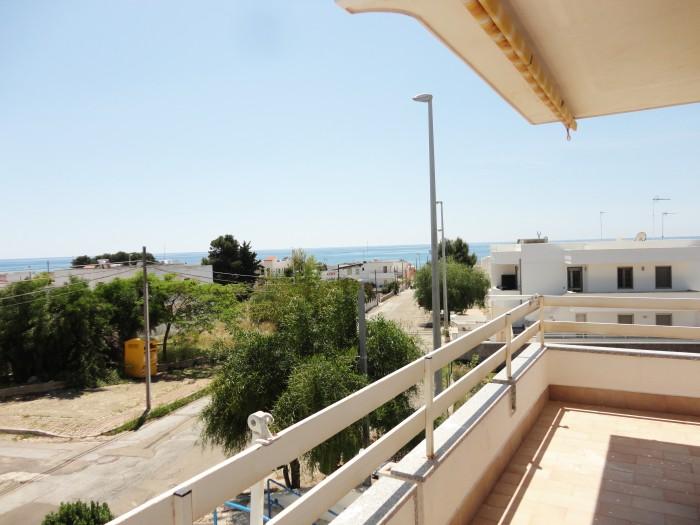 App. 7 - Posto Vecchio, Marina di Salve, appartamento a pochi passi dalla spiaggia
