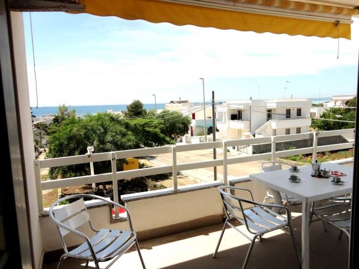 App. 5 - Posto Vecchio, appartamento vista mare a 350 mt dalla spiaggia di sabbia